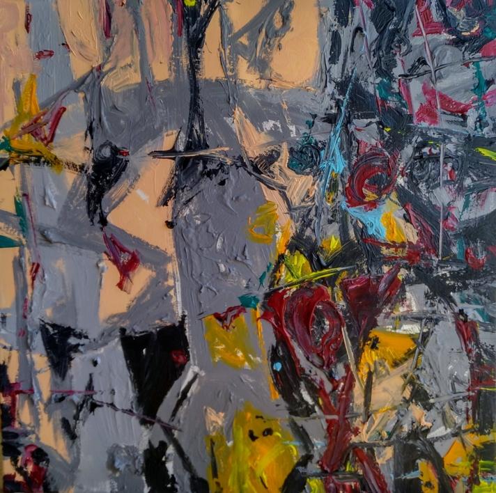 Collection 7 number 5 |Pintura de Manuel Berbel | Compra arte en Flecha.es
