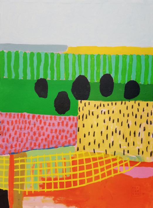 Plener Malarski I |Pintura de Ana Cano Brookbank | Compra arte en Flecha.es
