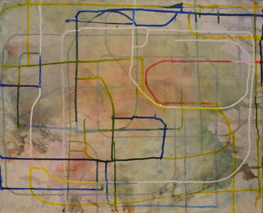 Sin Título |Dibujo de Alberto Grieve | Compra arte en Flecha.es