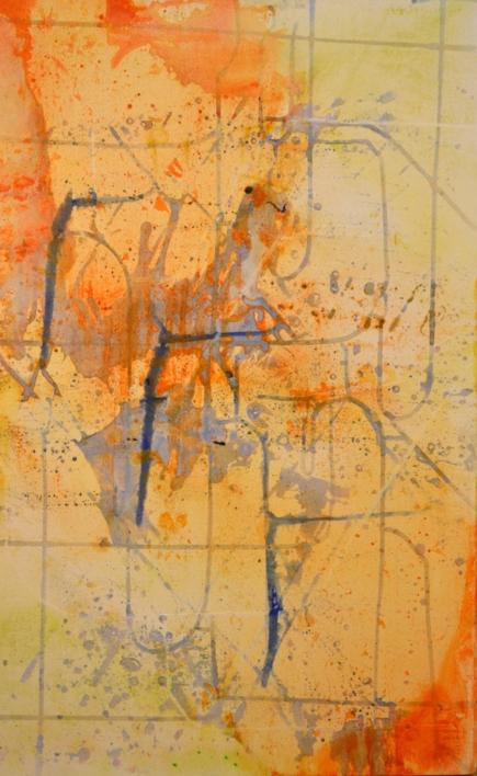 Sin título |Pintura de Alberto Grieve | Compra arte en Flecha.es