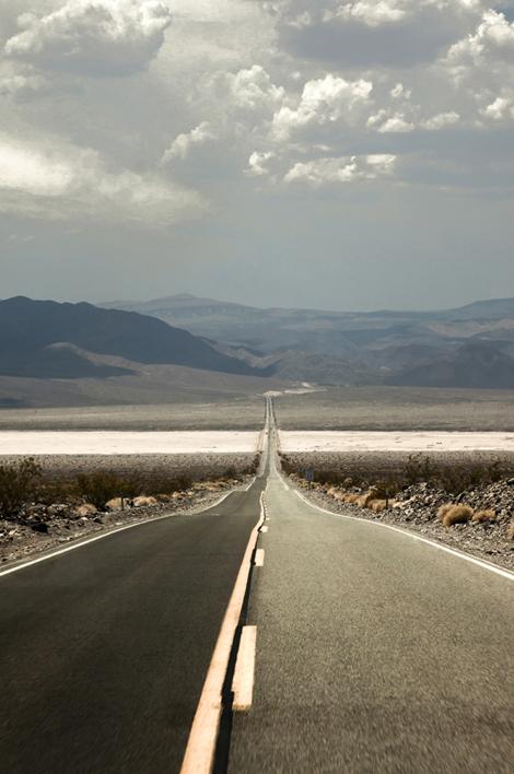 Death Valley - The distance |Digital de Benedetta Mascalchi | Compra arte en Flecha.es
