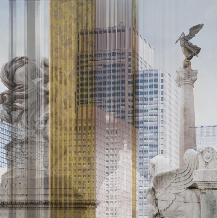 Roma/Tokio 1 (de la serie DOBLES)  Digital de Paco Díaz   Compra arte en Flecha.es