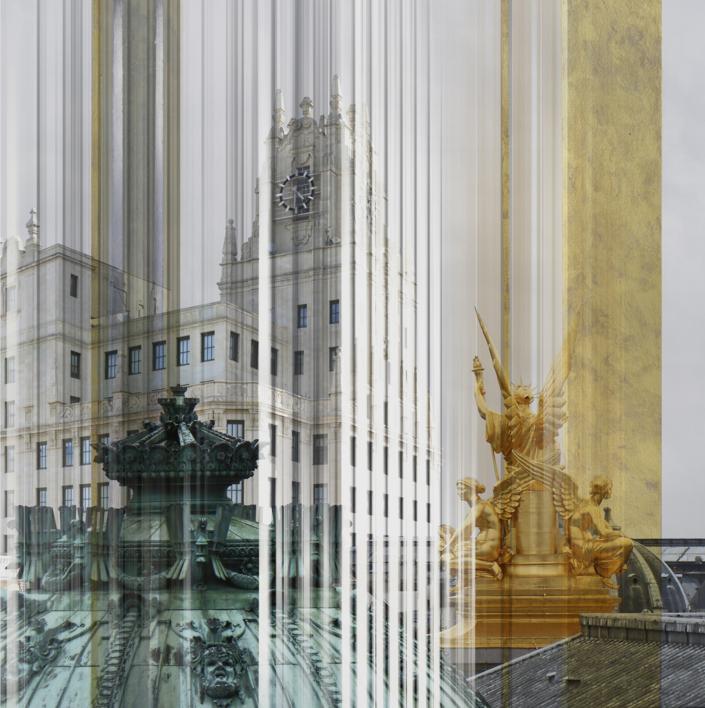 Madrid/París 4 (de la serie DOBLES)  Fotografía de Paco Díaz   Compra arte en Flecha.es