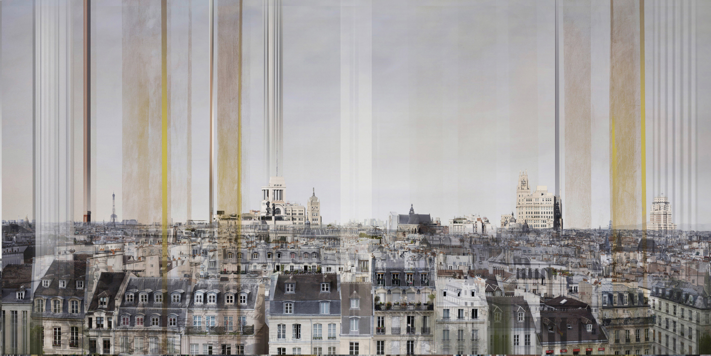 Madrid/París 2 |Digital de Paco Díaz | Compra arte en Flecha.es
