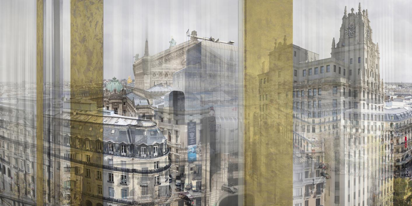 Madrid/París 1 |Digital de Paco Díaz | Compra arte en Flecha.es
