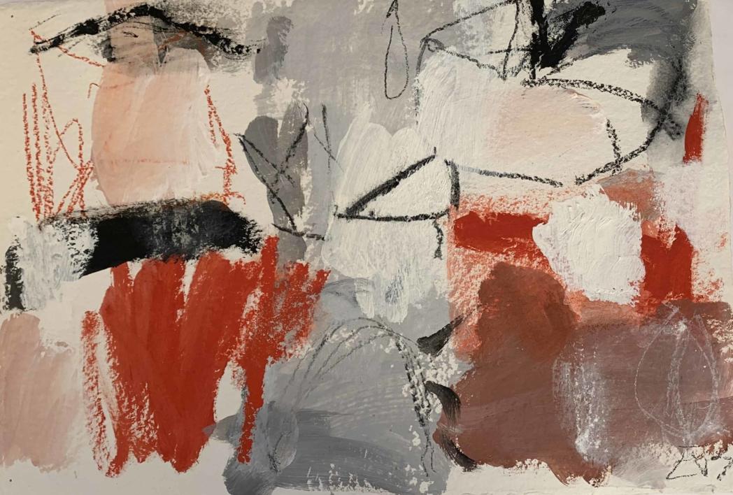 Apasionado |Pintura de Eduardo Vega de Seoane | Compra arte en Flecha.es
