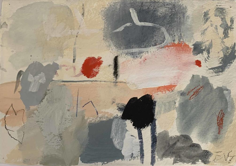 Bodegón Aéreo |Pintura de Eduardo Vega de Seoane | Compra arte en Flecha.es