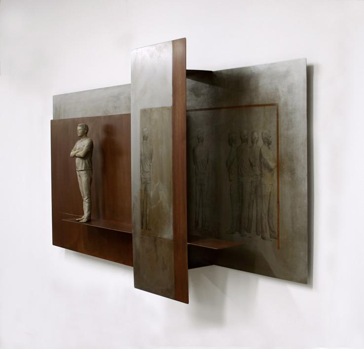 Sin embargo, permanezco II |Escultura de Marta Sánchez Luengo | Compra arte en Flecha.es