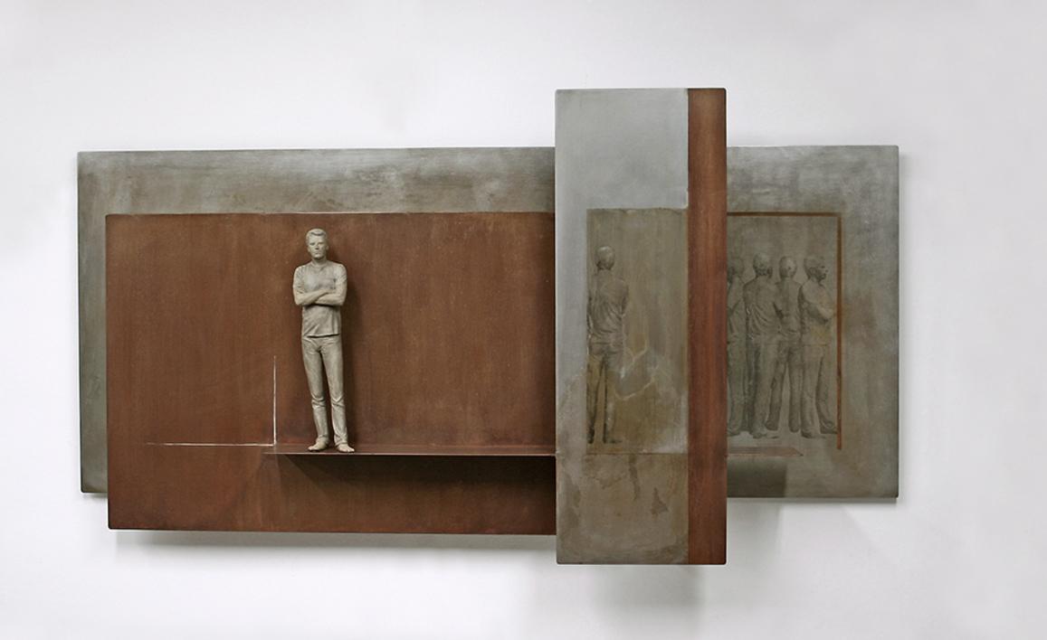 Sin embargo, permanezco II | Escultura de Marta Sánchez Luengo | Compra arte en Flecha.es