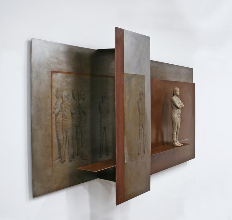 Sin embargo, permanezco I |Escultura de Marta Sánchez Luengo | Compra arte en Flecha.es