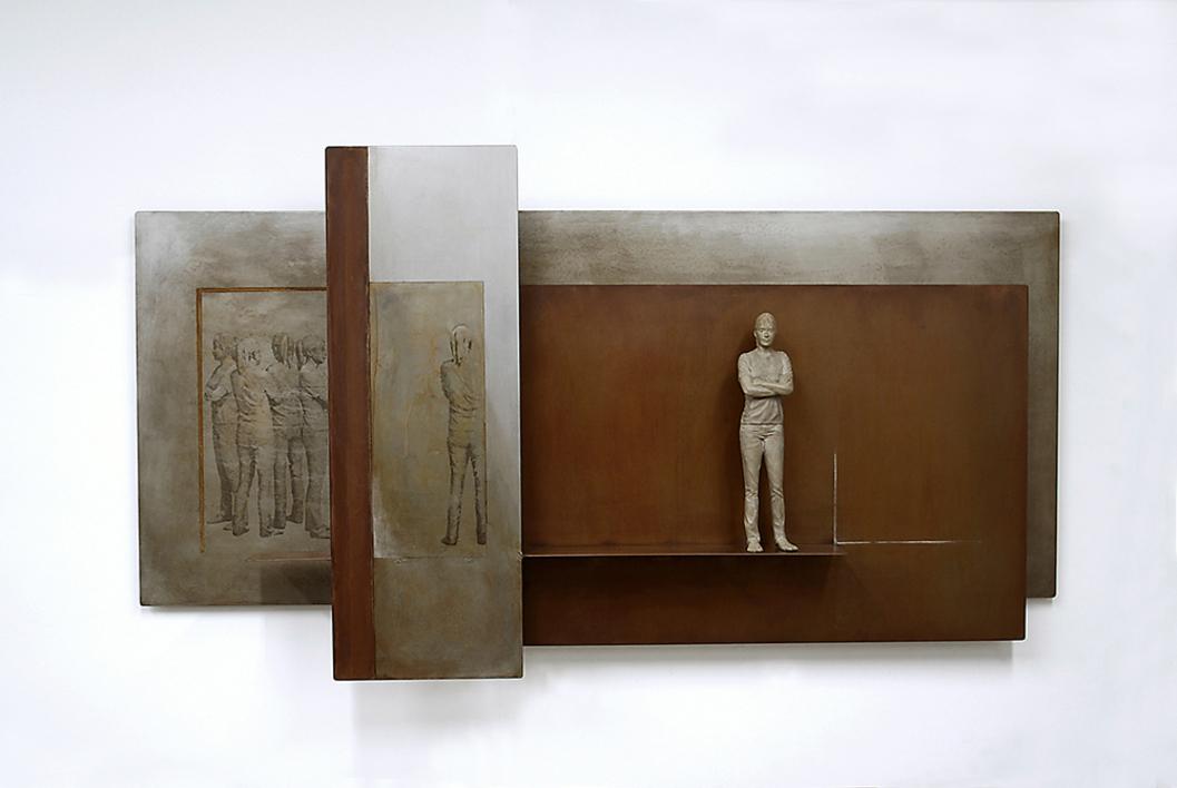 Sin embargo, permanezco I | Escultura de Marta Sánchez Luengo | Compra arte en Flecha.es