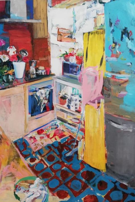 Blanca |Pintura de Angeli Rivera | Compra arte en Flecha.es