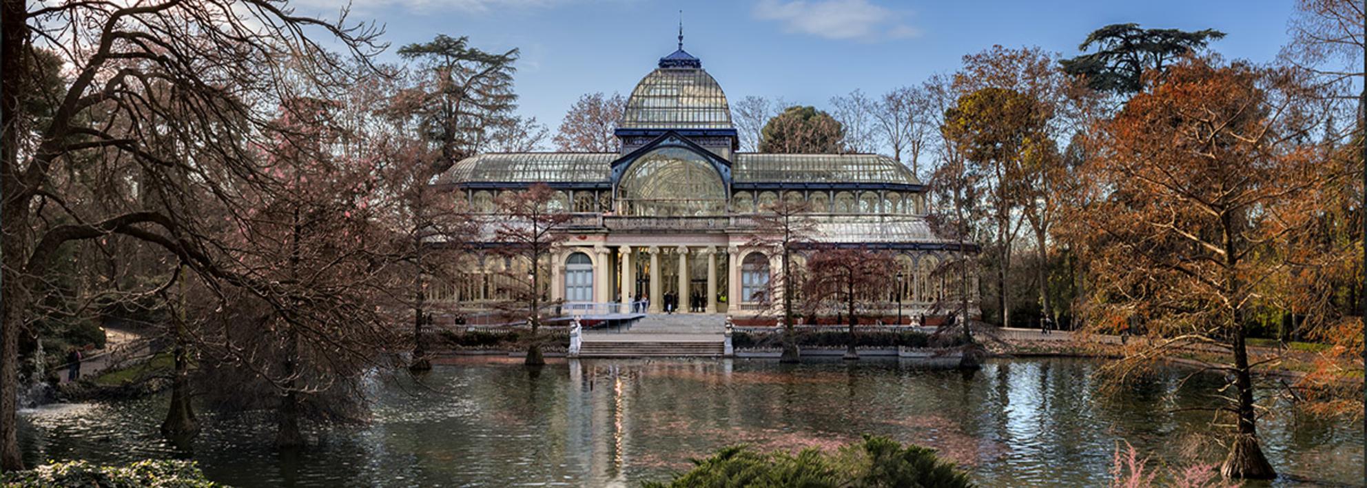 Palacio de Cristal   (dos tamaños) |Fotografía de Leticia Felgueroso | Compra arte en Flecha.es
