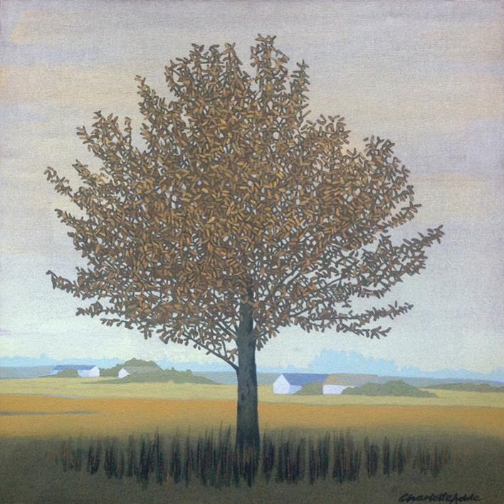 Pequeño paisaje I |Pintura de Charlotte Adde | Compra arte en Flecha.es