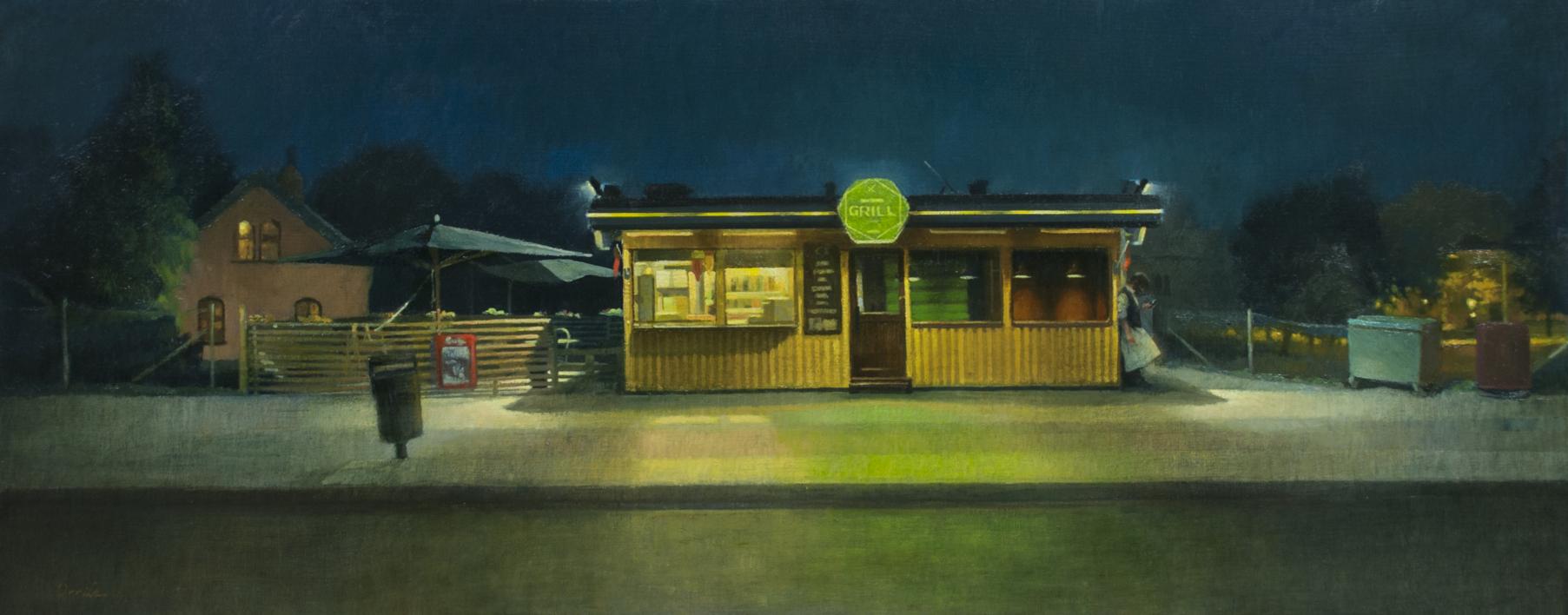 Johannes Grill |Pintura de Orrite | Compra arte en Flecha.es