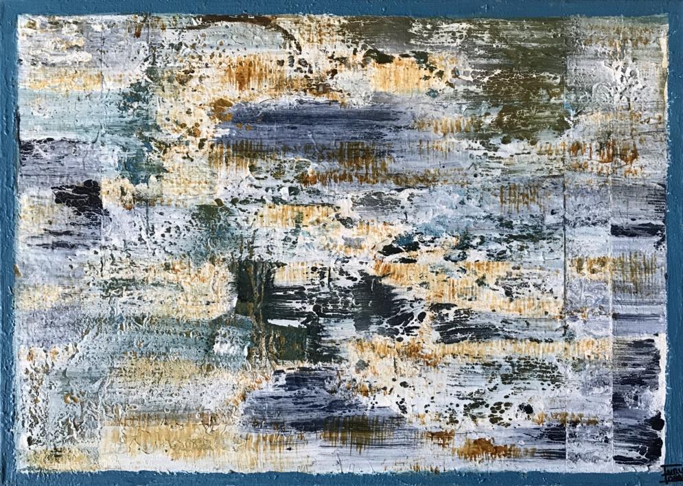 Bruma marina |Pintura de Enric Correa | Compra arte en Flecha.es