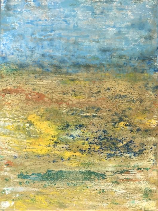 Horizonte |Pintura de Enric Correa | Compra arte en Flecha.es