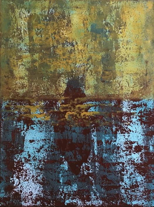 Iceberg |Pintura de Enric Correa | Compra arte en Flecha.es