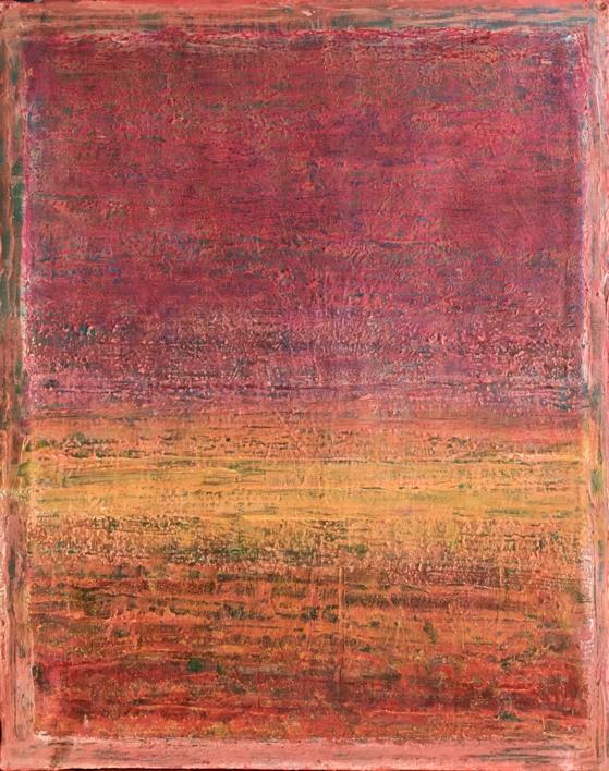Calidez (homenaje a Mark Rothko) |Pintura de Enric Correa | Compra arte en Flecha.es