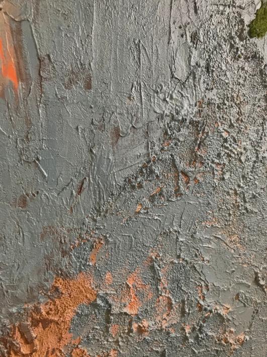 MUSGO ROTO | Escultura de pared de ALFREDO MOLERO DOVAL | Compra arte en Flecha.es