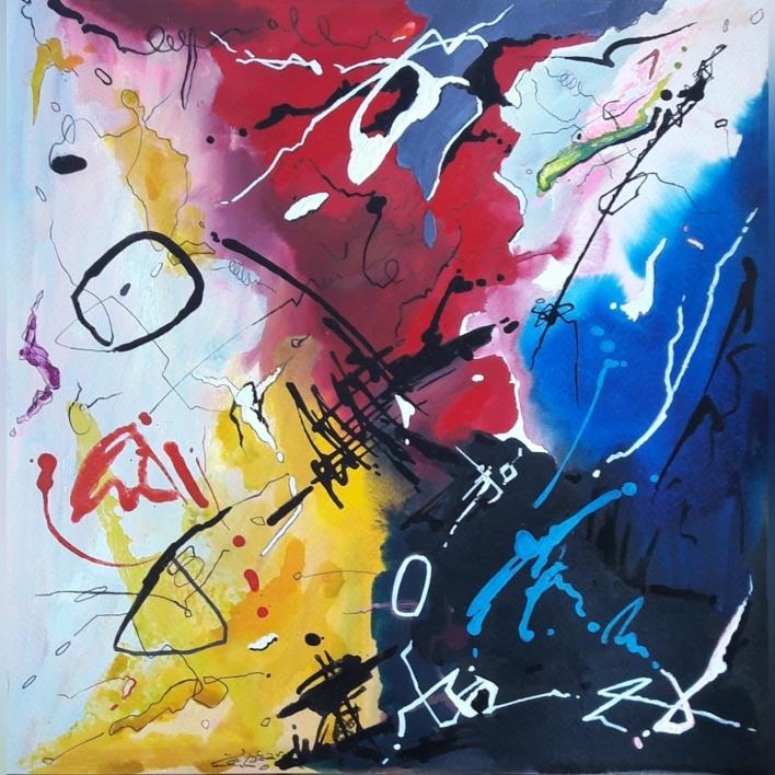 Chopin - Balada para piano n.º 1, en Sol menor op 23 |Pintura de Valeriano Cortázar | Compra arte en Flecha.es