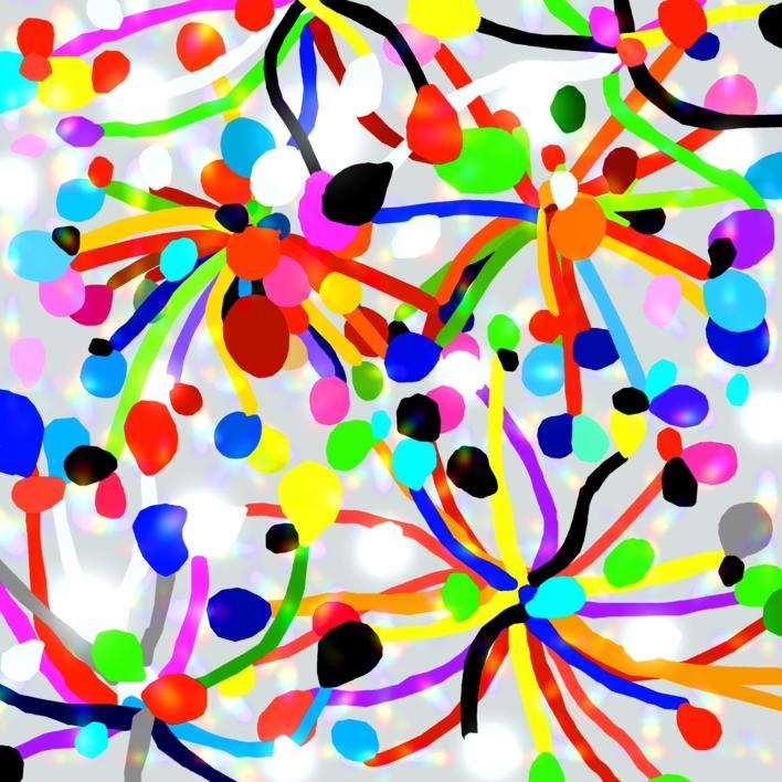 Carnaval |Dibujo de ALEJOS | Compra arte en Flecha.es