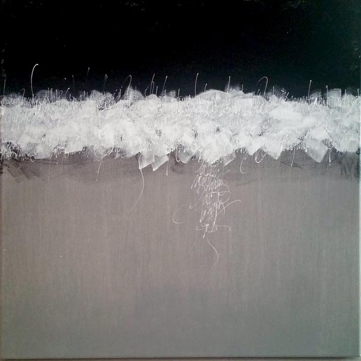 Falsa equidistancia |Pintura de Jorge Regueira | Compra arte en Flecha.es