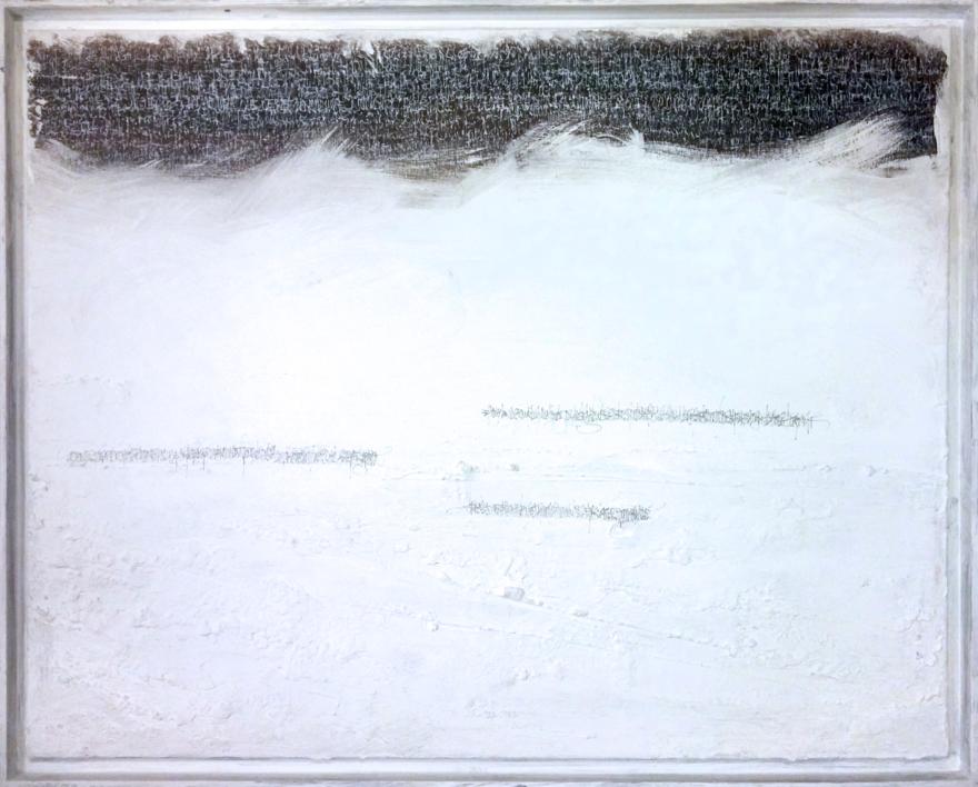 Siberia |Pintura de Jorge Regueira | Compra arte en Flecha.es