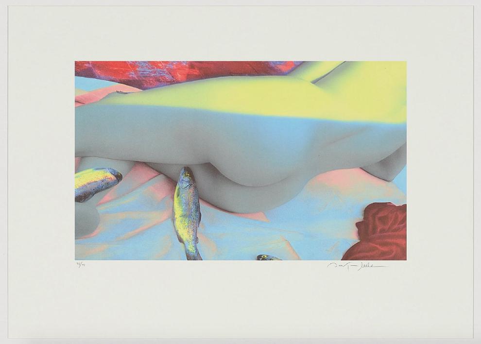 El espejo de Venus tiene escamas |Fotografía de Ouka Leele | Compra arte en Flecha.es