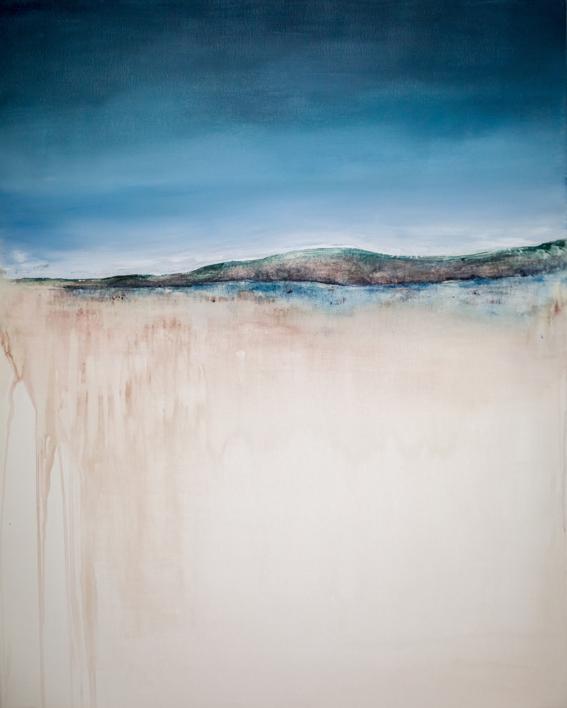Lejano horizonte |Pintura de Lucia Garcia Corrales | Compra arte en Flecha.es