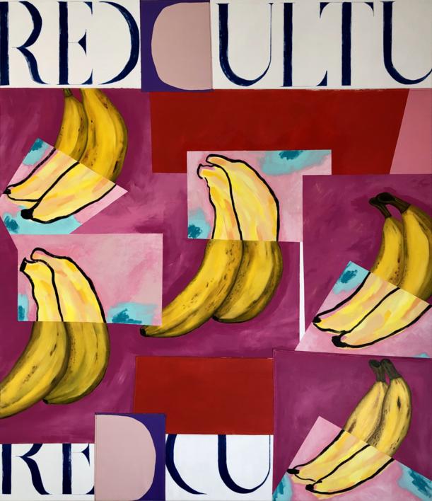 CULTURED VOL I |Pintura de Nadia Jaber | Compra arte en Flecha.es