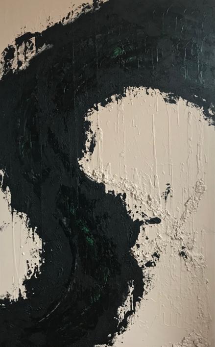 INFINITO |Pintura de ALFREDO MOLERO DOVAL | Compra arte en Flecha.es