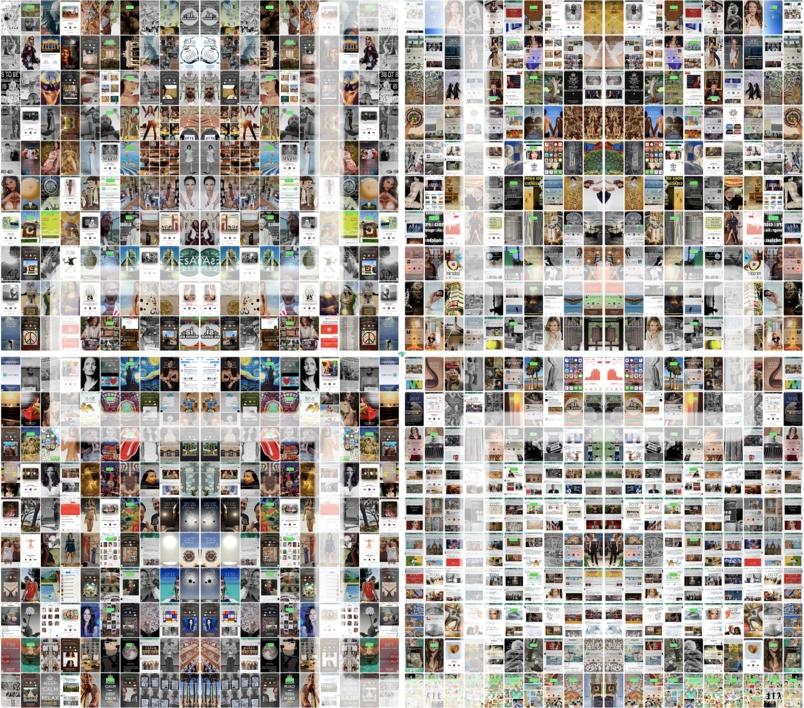 Ai + |Collage de AiVictor | Compra arte en Flecha.es