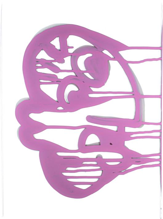 Pink Picasso Fisk | Pintura de Jakob Fisk | Compra arte en Flecha.es