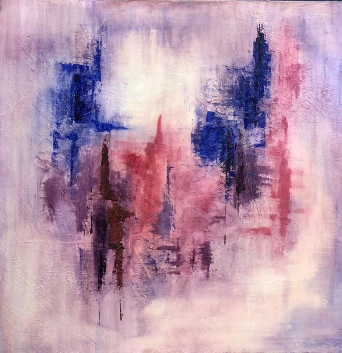 Pasión |Pintura de Jesus | Compra arte en Flecha.es