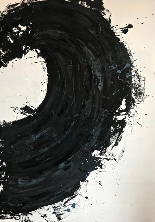 EVOLUCIÓN |Pintura de ALFREDO MOLERO DOVAL | Compra arte en Flecha.es