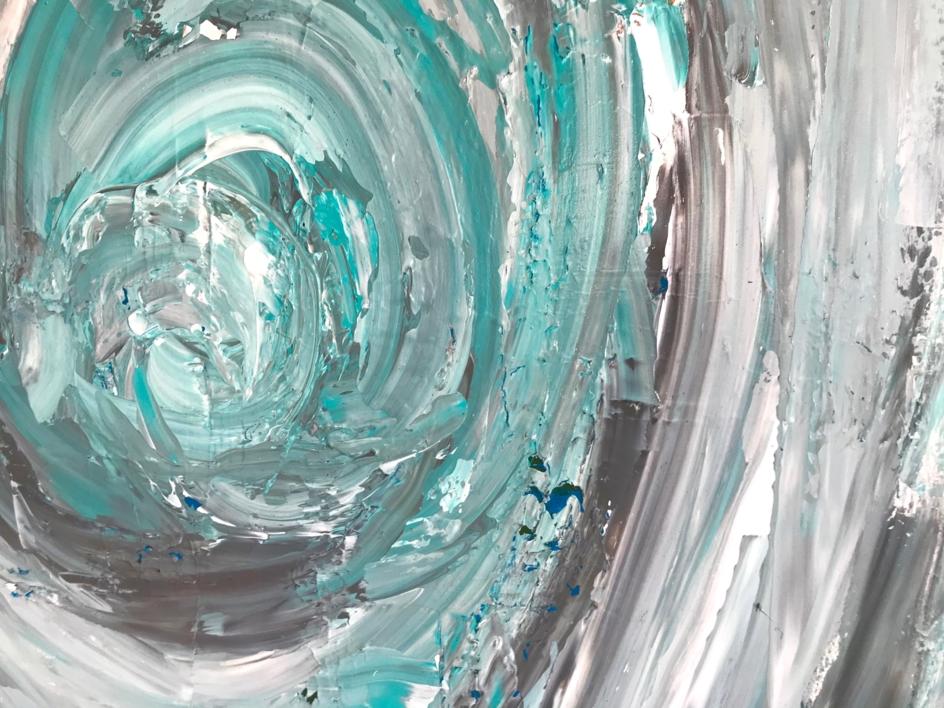 BRILLO BLANCO | Pintura de ALFREDO MOLERO DOVAL | Compra arte en Flecha.es