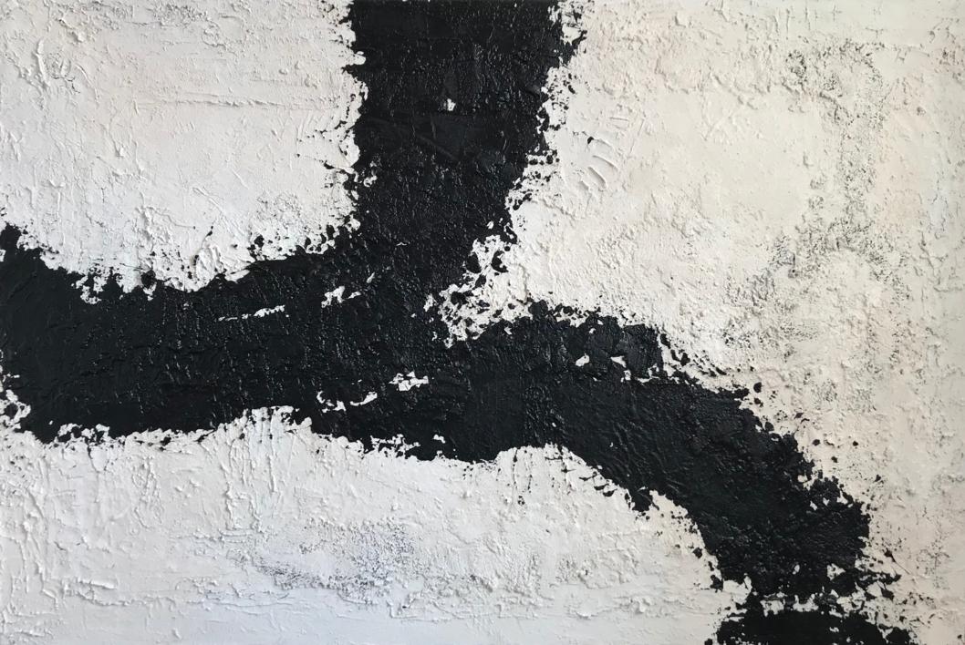 TIERRA Y RESISTENCIA |Pintura de ALFREDO MOLERO DOVAL | Compra arte en Flecha.es
