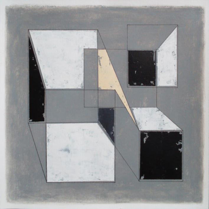Space 18a |Pintura de Luis Medina | Compra arte en Flecha.es