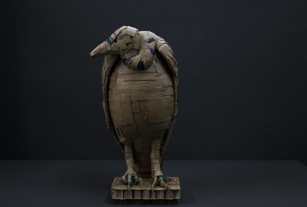BUITRE |Escultura de COVA ORGAZ | Compra arte en Flecha.es