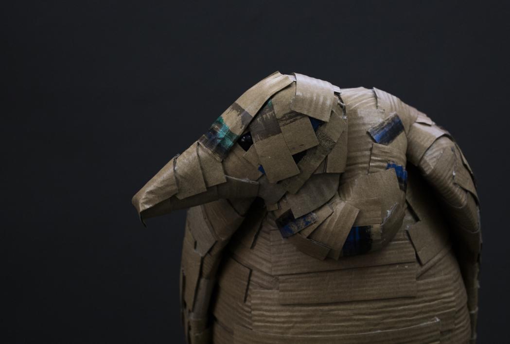BUITRE | Escultura de COVA ORGAZ | Compra arte en Flecha.es