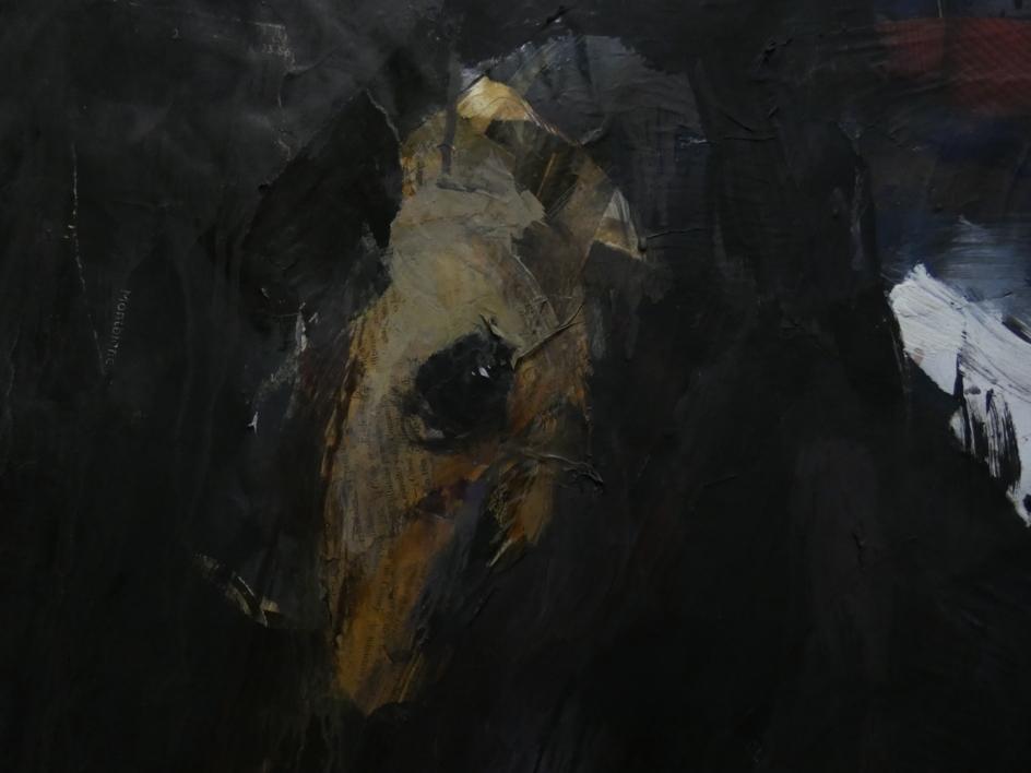retratos ilustres nº 51 | Collage de saiz manrique | Compra arte en Flecha.es