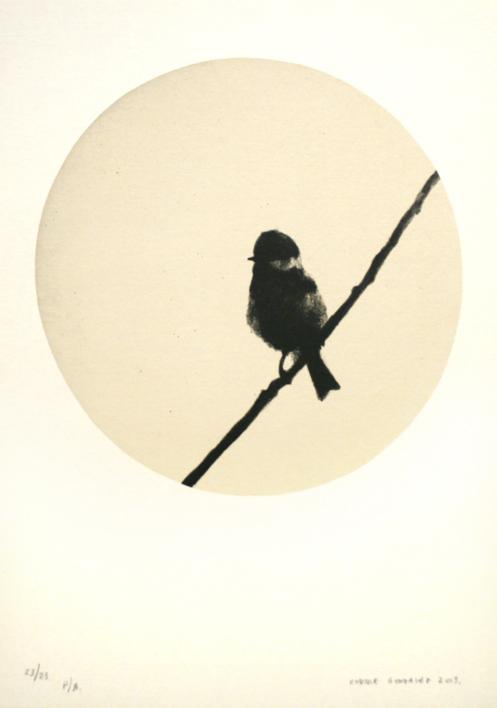 Carbonero |Dibujo de Enrique González | Compra arte en Flecha.es
