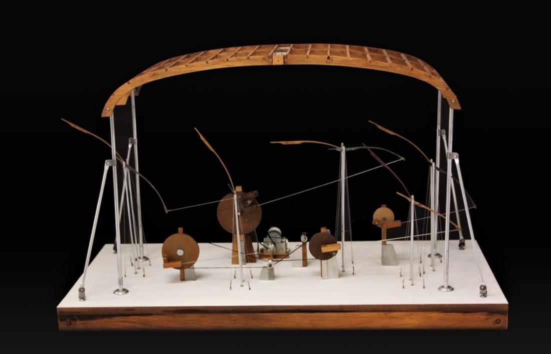 Sin título 16  Escultura de Gilles Courbière   Compra arte en Flecha.es
