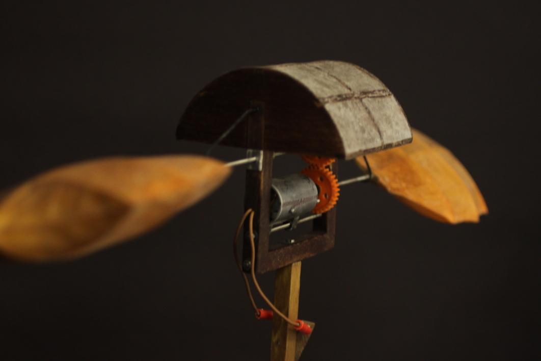 Sin título 3 | Escultura de Gilles Courbière | Compra arte en Flecha.es