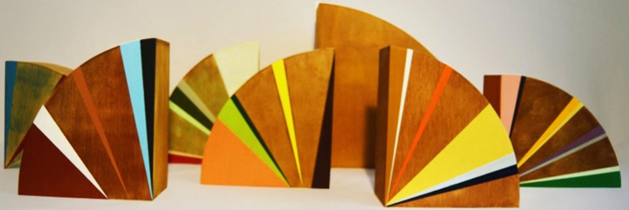 Gradientes |Escultura de Gilles Courbière | Compra arte en Flecha.es