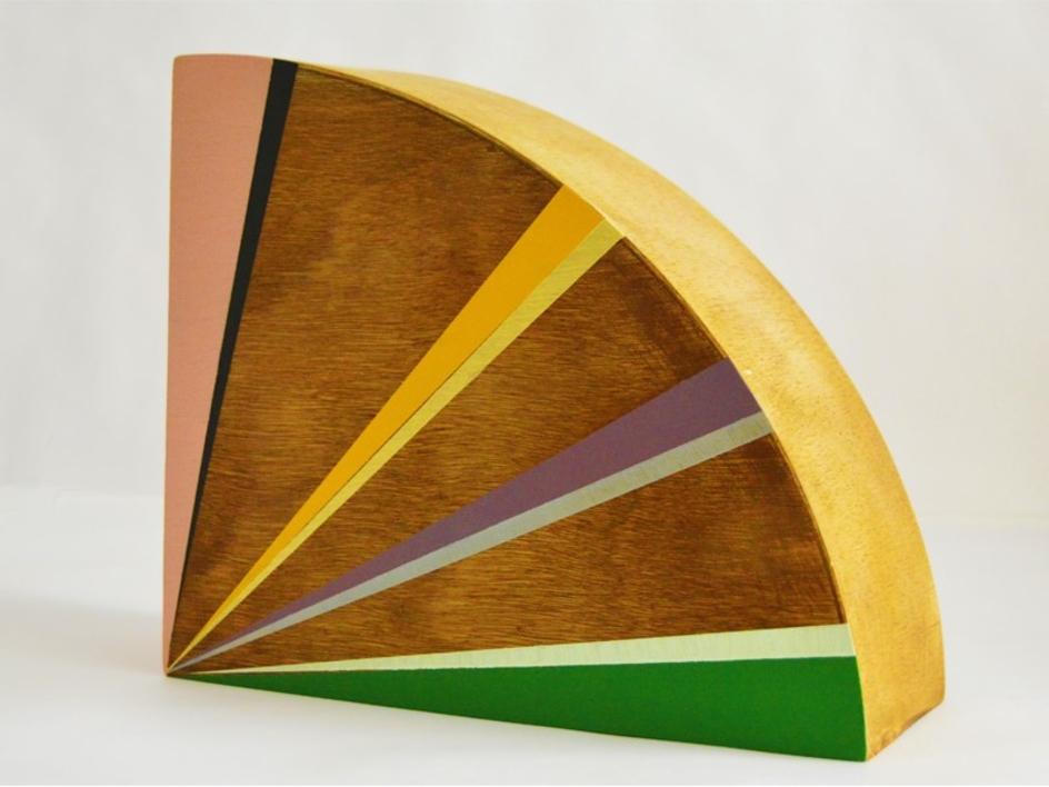 Gradientes | Escultura de Gilles Courbière | Compra arte en Flecha.es