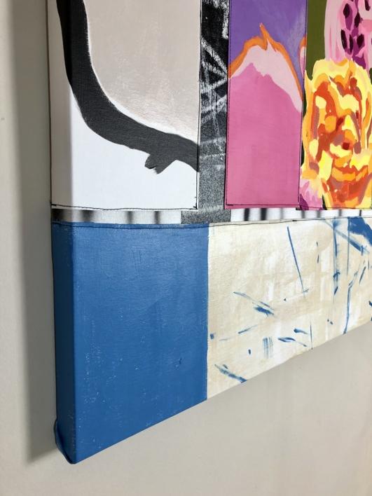 207 Multi-Status | Pintura de Nadia Jaber | Compra arte en Flecha.es