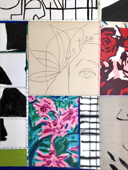 226 IM used |Pintura de Nadia Jaber | Compra arte en Flecha.es