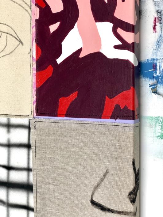 226 IM used | Pintura de Nadia Jaber | Compra arte en Flecha.es
